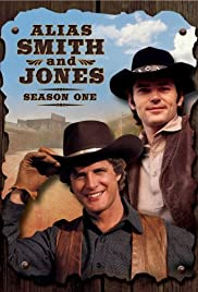 Alias Smith and Jones Poster - TV Show Forum, Cast, Reviews