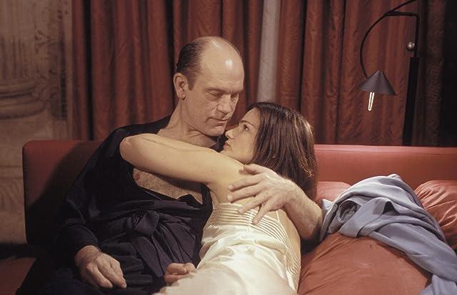 John Malkovich and Chiara Caselli in Ripley's Game (2002)