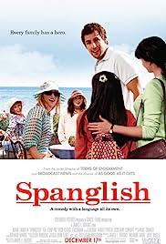 Spanglish Poster