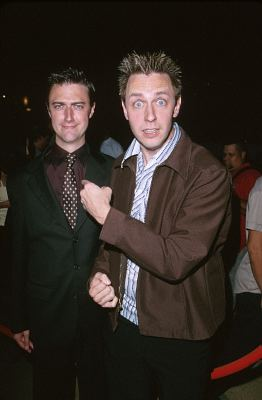 James Gunn and Sean Gunn at The Specials (2000)