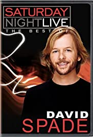 Saturday Night Live: The Best of David Spade Poster