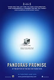 Pandora's Promise (2013) Poster - Movie Forum, Cast, Reviews
