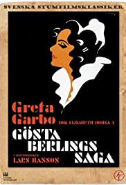 The Saga of Gösta Berling Poster