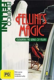 The Magic of Fellini Poster