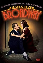 Angels Over Broadway (1940) Poster - Movie Forum, Cast, Reviews