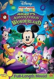 Mickey's Adventures in Wonderland Poster