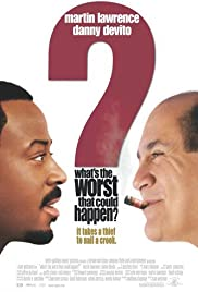 What's the Worst That Could Happen? (2001) Poster - Movie Forum, Cast, Reviews