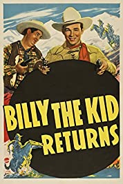 Billy The Kid Returns poster