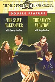 The Saint's Vacation Poster