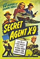 Image of Secret Agent X-9