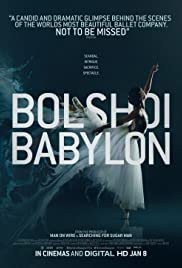 Bolshoi Babylon (2015) Poster - Movie Forum, Cast, Reviews