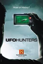 UFO Hunters Poster - TV Show Forum, Cast, Reviews