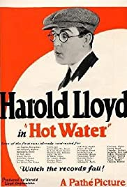 Hot Water Poster
