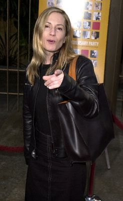 Holly Hunter at The Anniversary Party (2001)