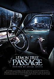 Lemon Tree Passage Poster