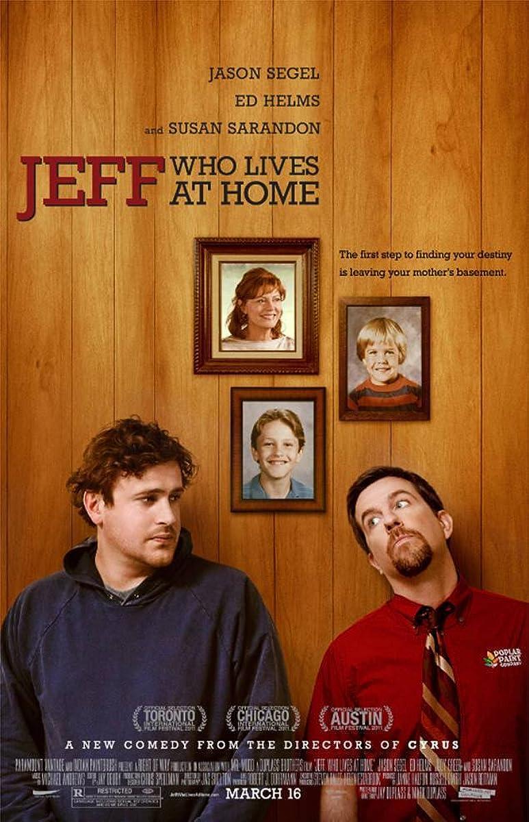 Džefas, gyvenantis namuose