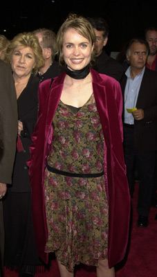 Radha Mitchell at an event for Uprising (2001)