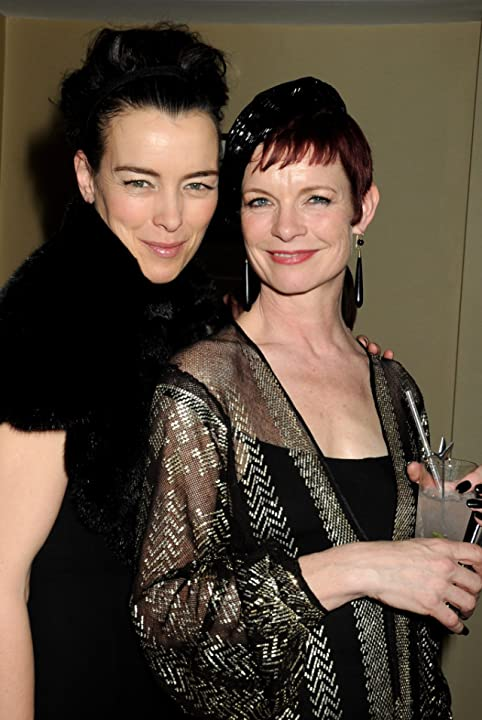 Sandy Powell and Olivia Williams