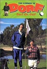Dorf on Golf Poster
