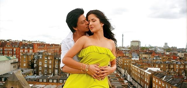 Shah Rukh Khan and Katrina Kaif in Jab Tak Hai Jaan (2012)