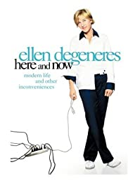Ellen DeGeneres: Here and Now Poster