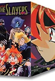 Slayers Next Poster