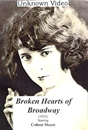 Broken Hearts of Broadway Poster