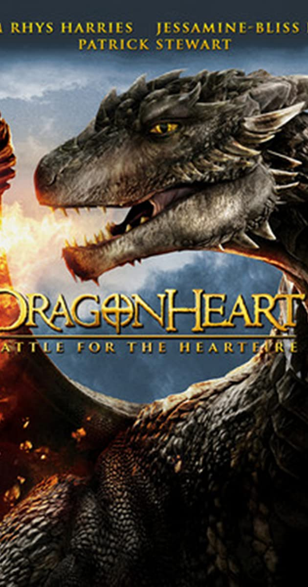 Dragonheart Battle For The Heartfire 2017 Full Cast