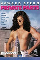 Private Parts (1997) Poster