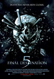 Final Destination 5 (2011) Poster - Movie Forum, Cast, Reviews