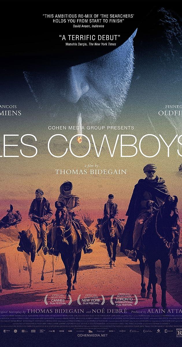 Kaubojai / Les cowboys (2015) Online