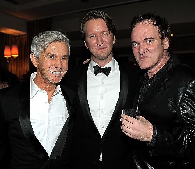 Quentin Tarantino, Tom Hooper, and Baz Luhrmann