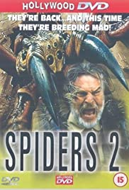 Spiders II: Breeding Ground Poster