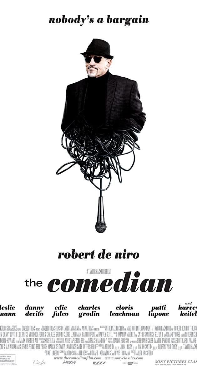The Comedian (2016) online