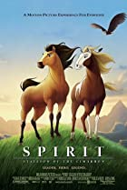Image of Spirit: Stallion of the Cimarron