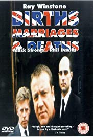 Births, Marriages and Deaths Poster
