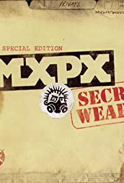 MXPX: How to Build a Secret Weapon Poster