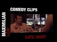 Maximilian Law | Comedy Clip | DATE NIGHT