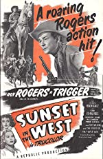Sunset in the West(1950)