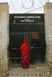 No Burqas Behind Bars Poster
