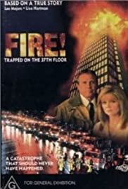 Fire: Trapped on the 37th Floor Poster