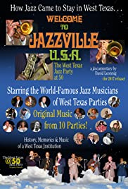 Welcome to Jazzville USA Poster