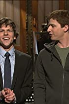 Image of Saturday Night Live: Jesse Eisenberg/Nicki Minaj