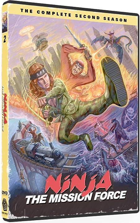 Ninja the Mission Force (2012)