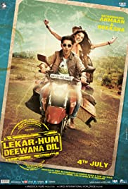 Lekar Hum Deewana Dil (2014) Poster - Movie Forum, Cast, Reviews