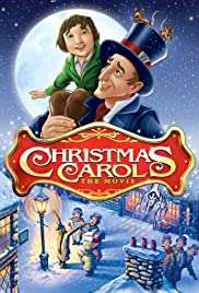 Christmas Carol: The Movie Poster