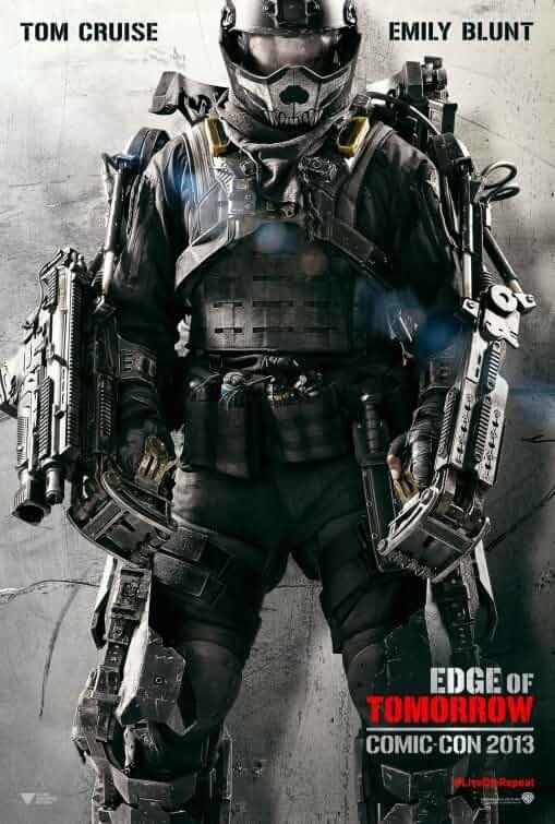 Edge of Tomorrow 2014 Hindi Dual Audio 720p BluRay full movie watch online free download at movies365.com