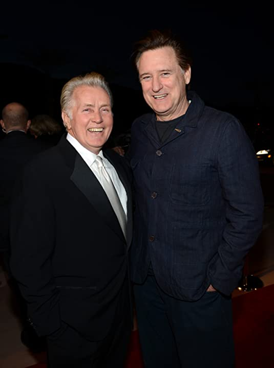 Martin Sheen and Bill Pullman arrive at the 24th annual Palm Springs International Film Festival Awards Gala.