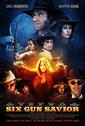 Six Gun Savior (2016) Download on Vidmate