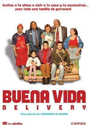 Good Life Delivery poster